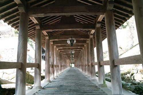 長谷寺大回廊