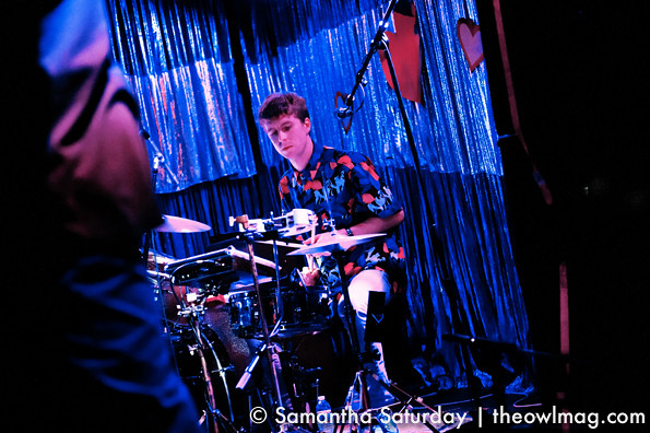 The Ruby Suns @ The Satellite, LA 2/12/13