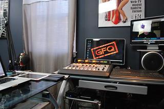GFQ Network Studio 2013 Axia Console 2