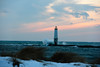 lighthouse snow Jan2013