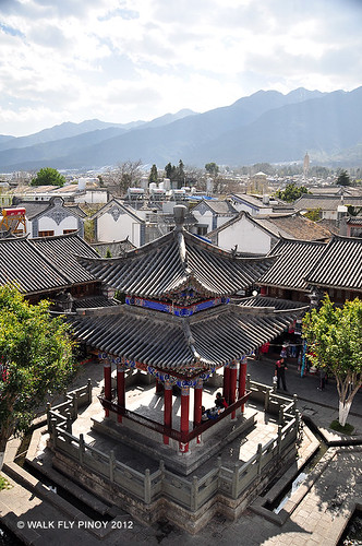 Old Town, Dali, Yunnan, China