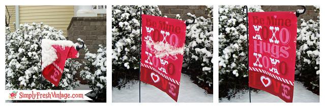 Valentine Banner ... Simply Fresh Vintage