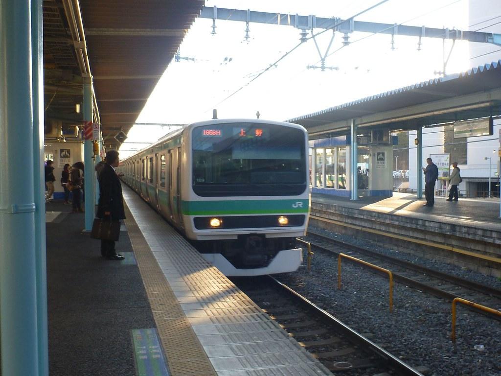 Toride Station, JR