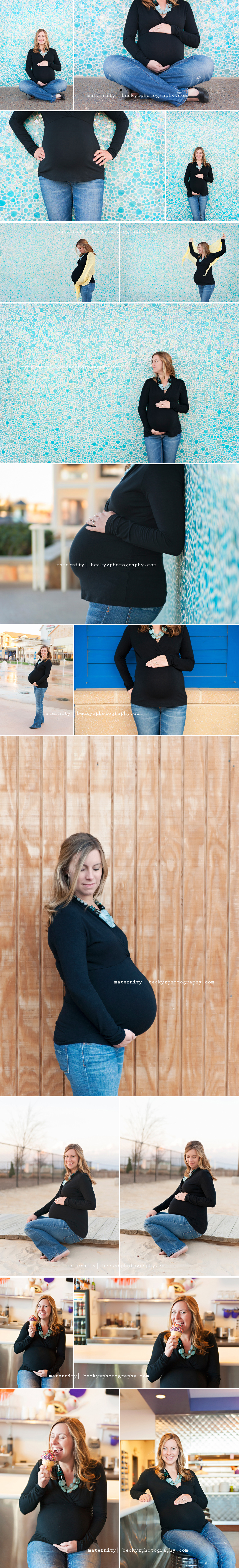 8482961003 3200dfbe17 o Pickles and Ice Cream   McKinney Maternity Photographer