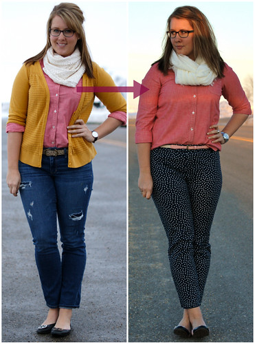 chambray two ways