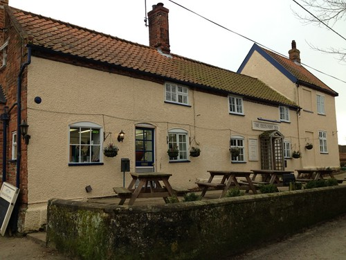 The Eels Foot Inn, Eastbridge, Suffolk