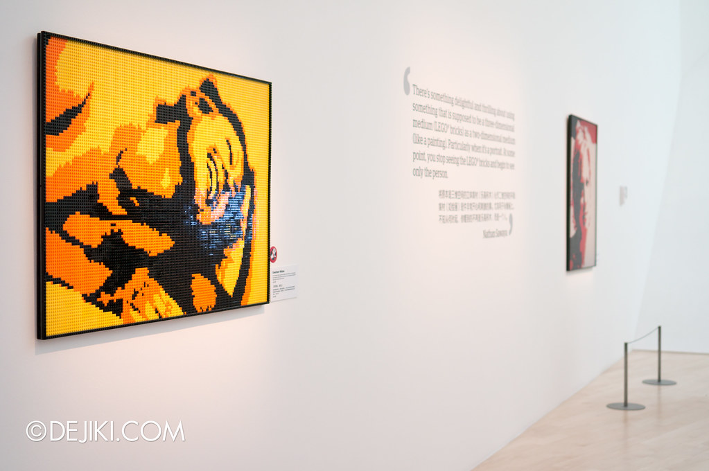 Art of The Brick - Gallery