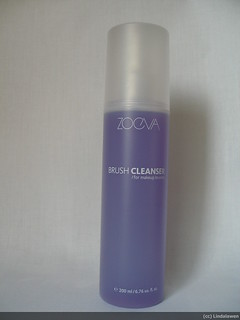 Limpiador de brochas de Zoeva