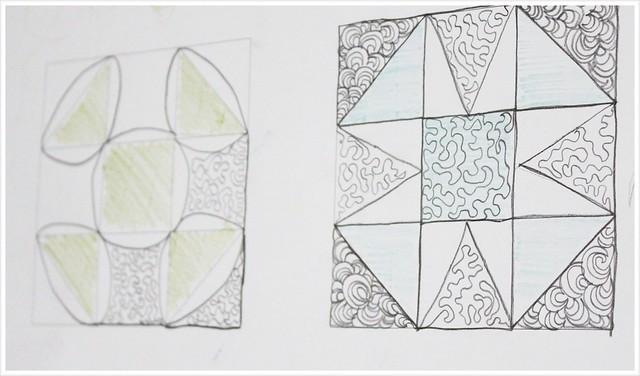 Test design on paper