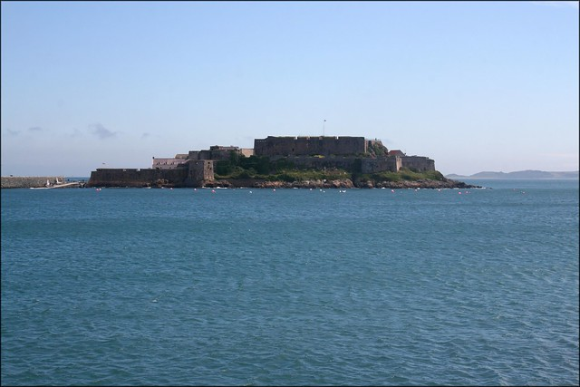 Castle Cornet, St Peter Port, Guernsey