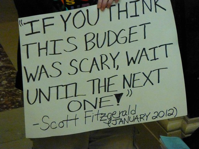 Scary Budget