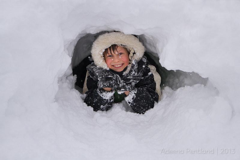 Feb 20 - Tunnel boy