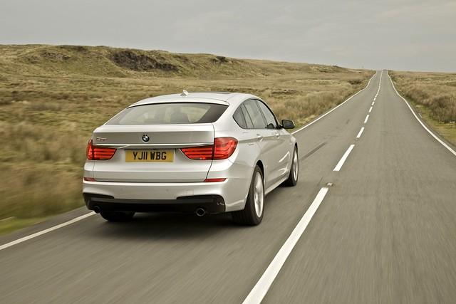BMW 5-series Gran Turismo M-Sport