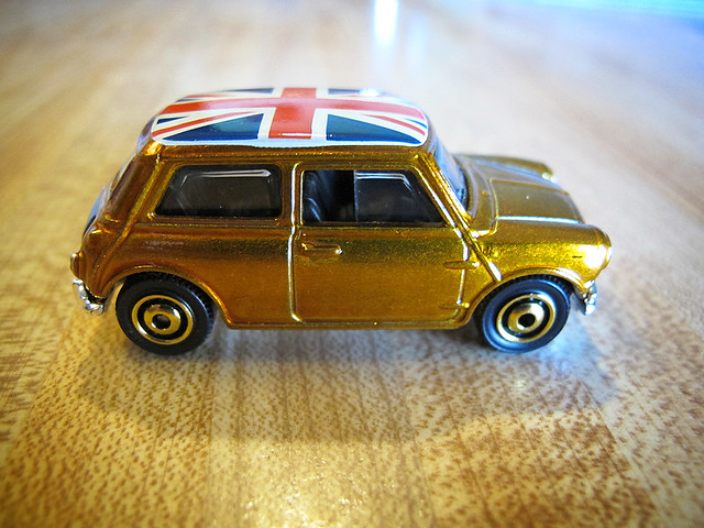 Matchbox 60th Anniversary - Austin Mini Cooper S