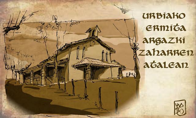 urbiako ermita