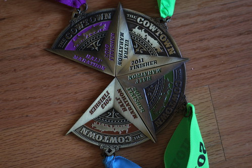 Cowtown Star Series Medal
