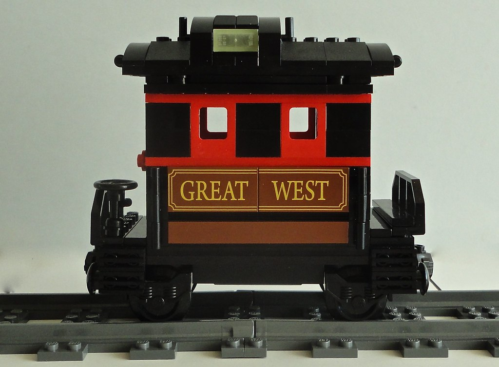 LEGO MOC Train 005   Jorge Barros   Flickr