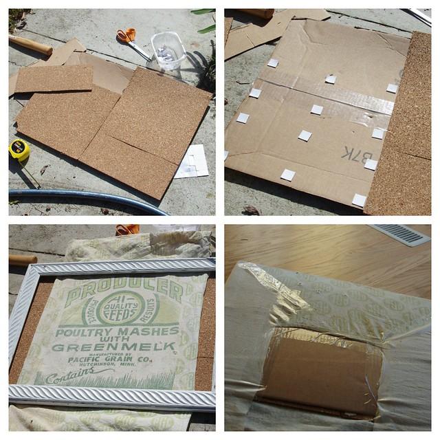 Corkboard Redo