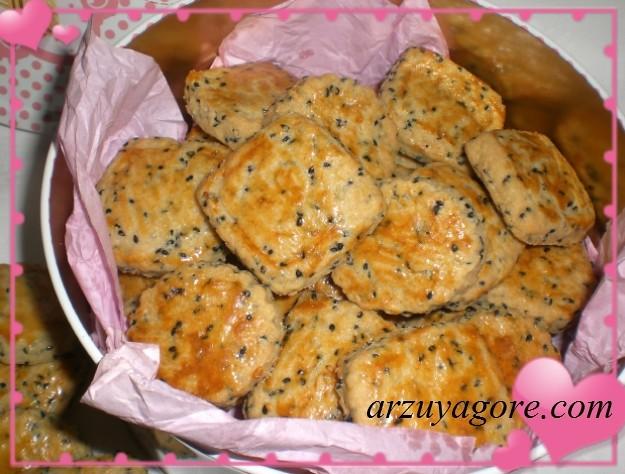 çörekotlu kurabiye-2