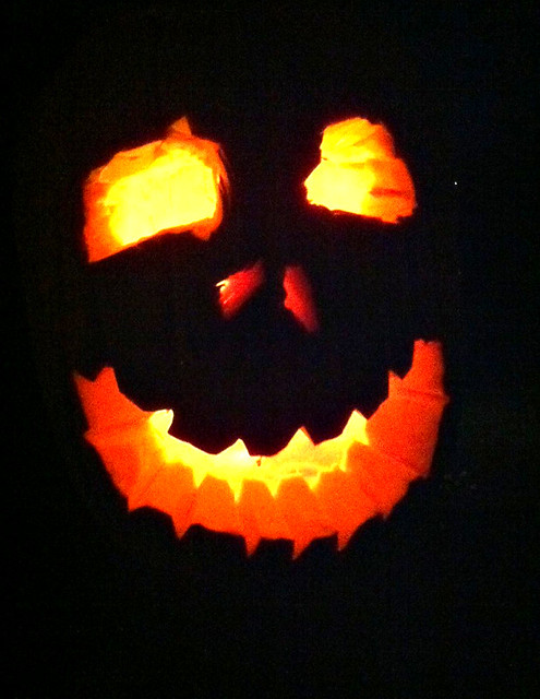 Boo the pumpkin-1
