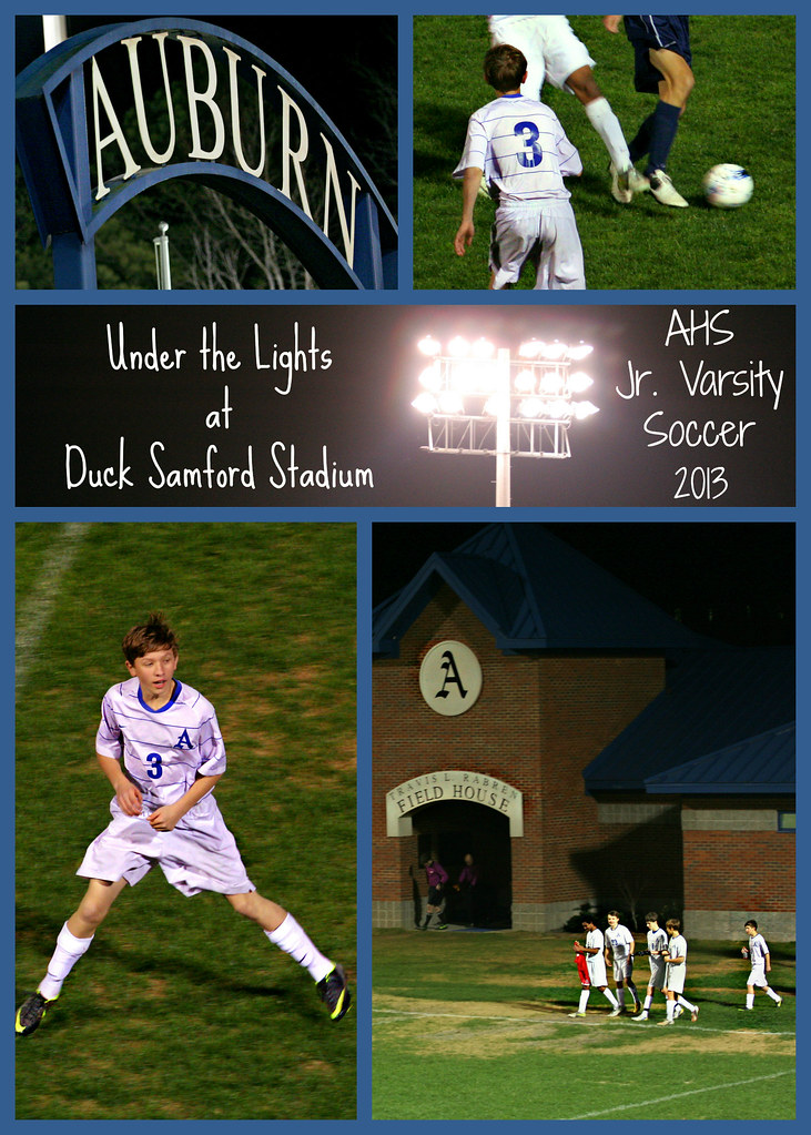 AHS Jr. Varsity Soccer Game