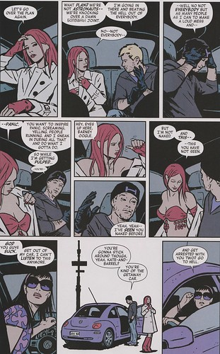 hawkeye kate bishop clint barton hawkeye #8