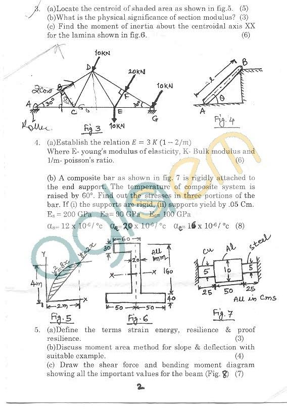 NSIT: Question Papers 2011 – 2 Semester - End Sem - COE-ECE-ICE-112