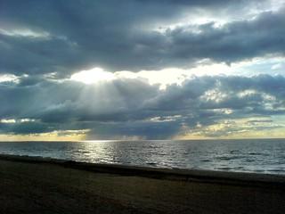 صورة Мелуджи пляж Юрмала قرب Jūrmala. sea sky beach water clouds balticsea latvia riga jurmala latvija