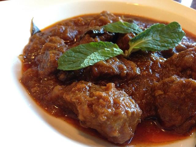 Seik Tar Chet (Goat Stew)