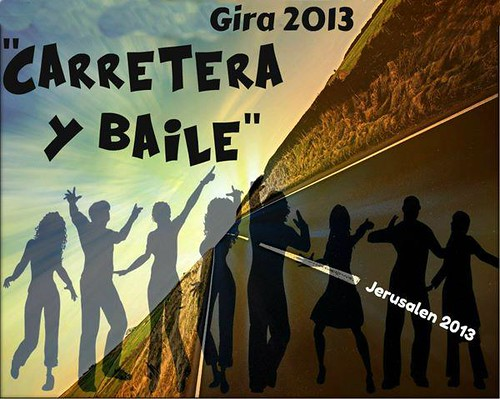 Orquesta Jerusalén 2013 - Carretera y baile