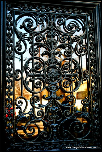 Ironwork Reflections