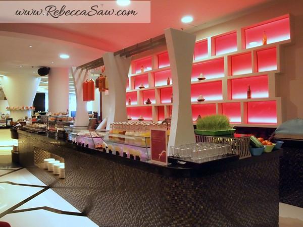 breakfast - Sheraton Bali Kuta FEAST-002
