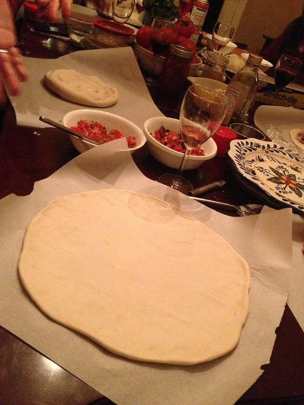 Pizza Shaping