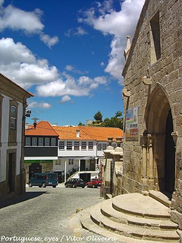 Igreja de São Pedro - Tarouca - Portugal