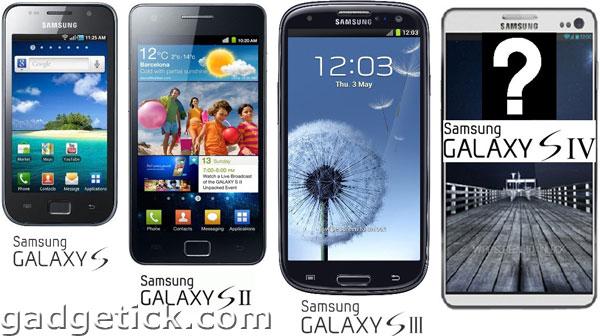 Samsung Galaxy S4 зарядили новой технологией управления