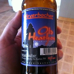 Weyerbacher Old Heathen