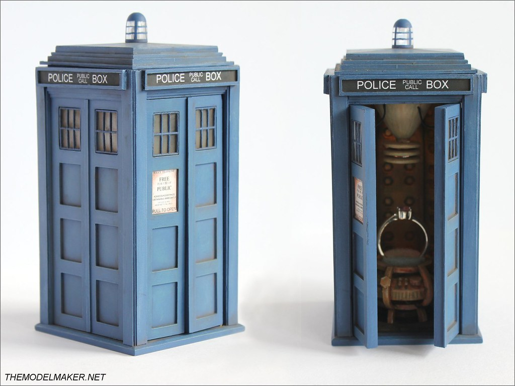 Tardis engagement box 1