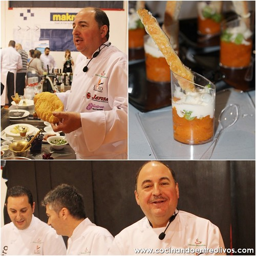 Cocineros 4.0 y Bloggers www.cocinandoentreolivos.com 5