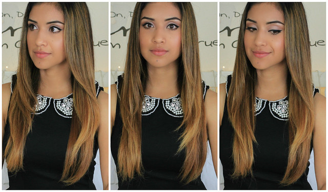3 ombre