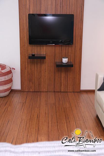 Creative Flooring Cali Bamboo Showcases Unconventional