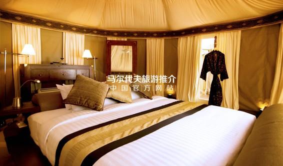 马迪瓦鲁岛悦榕庄酒店[Banyan Tree Madivaru]客房