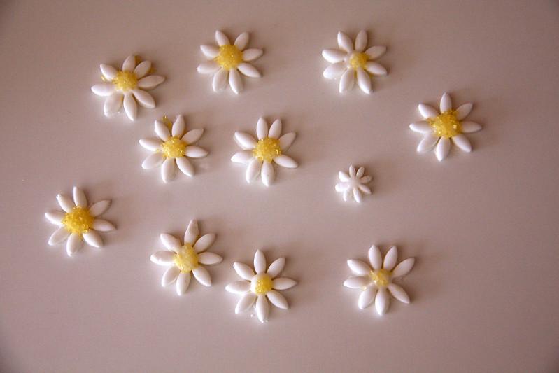 flores fondant