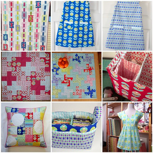 Color Me Retro Projects by Jeni Baker