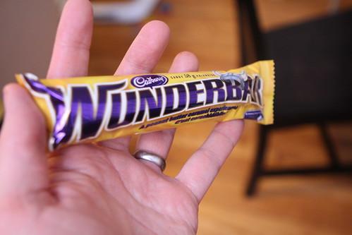 Cadbury Wunderbar