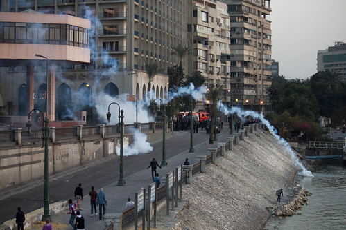 Clashes on the corniche, 9th march 2013
