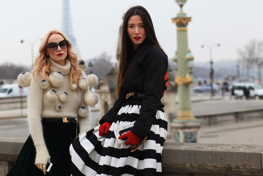 streetstyle paris fashion week fw2013