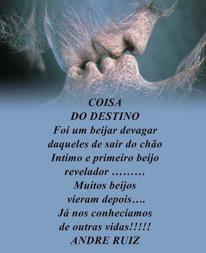 COISA DO DESTINO by amigos do poeta