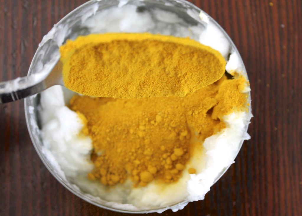 Turmeric Body Masque | The Dabblist