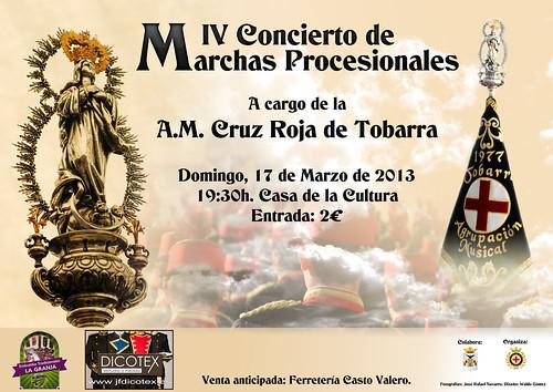 IV Concierto de Marchas Procesionales