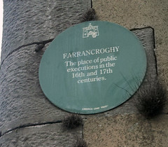 Photo of Green plaque № 8869